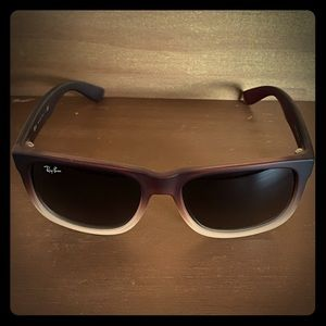 Ray Ban Justin Ombré sunglasses